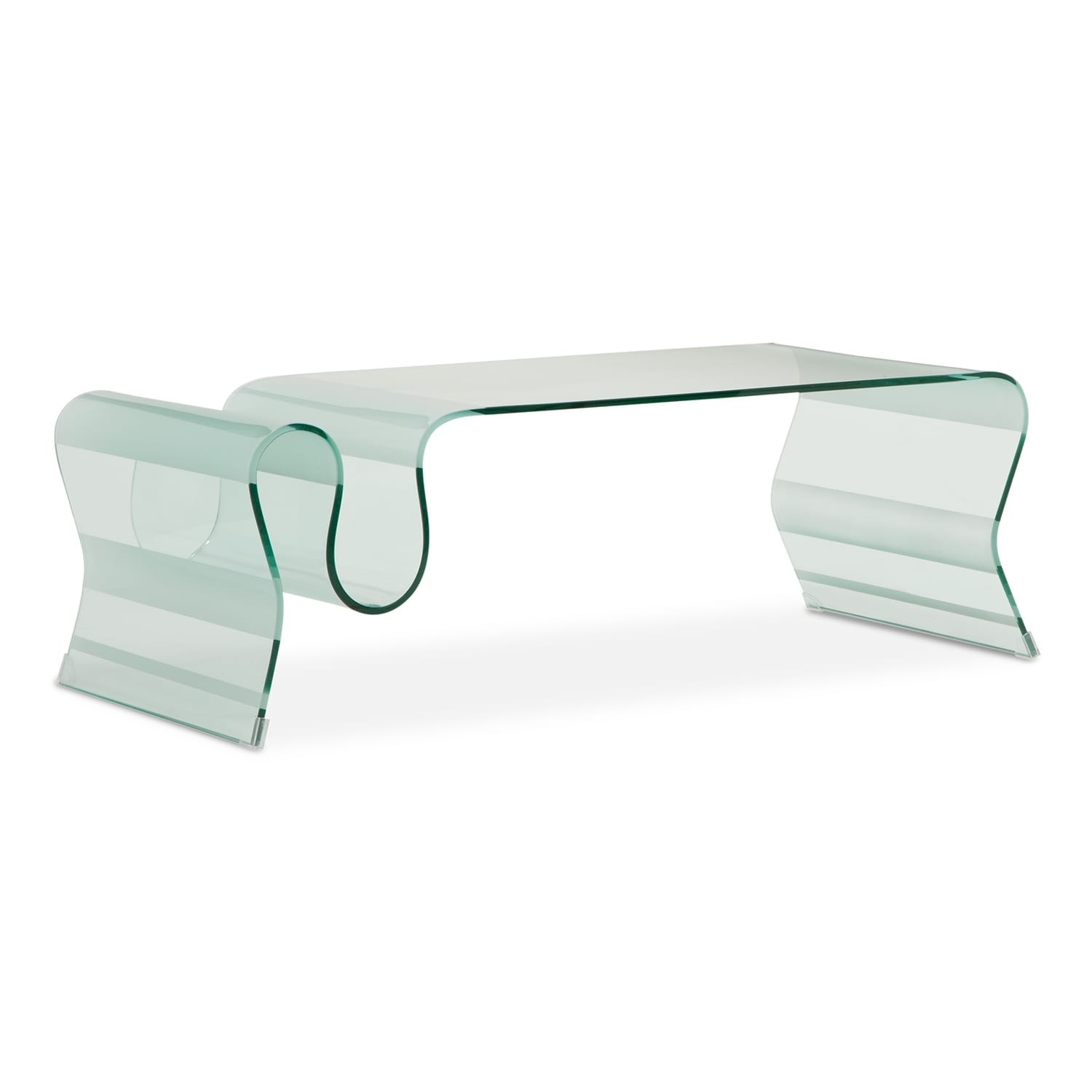 Breeze Cocktail Table - Glass