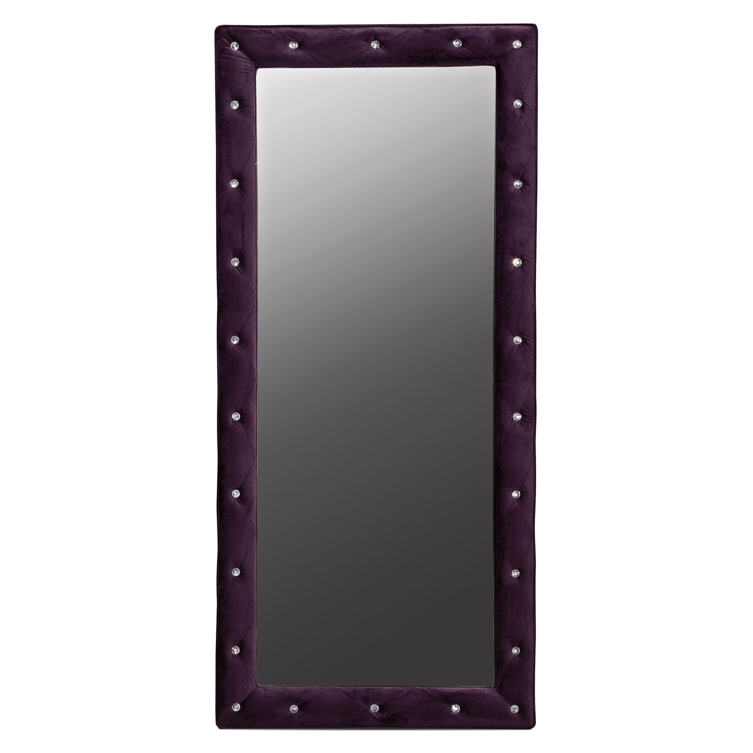 Kids Furniture - Valerie II Floor Mirror