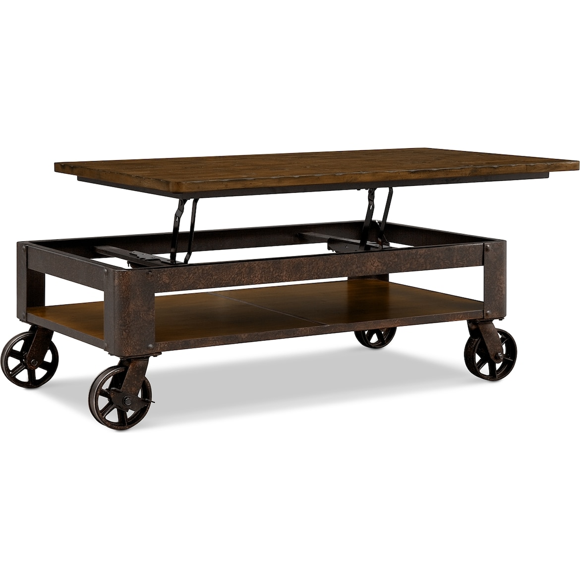 Shortline Lift Top Coffee Table American Signature Furniture