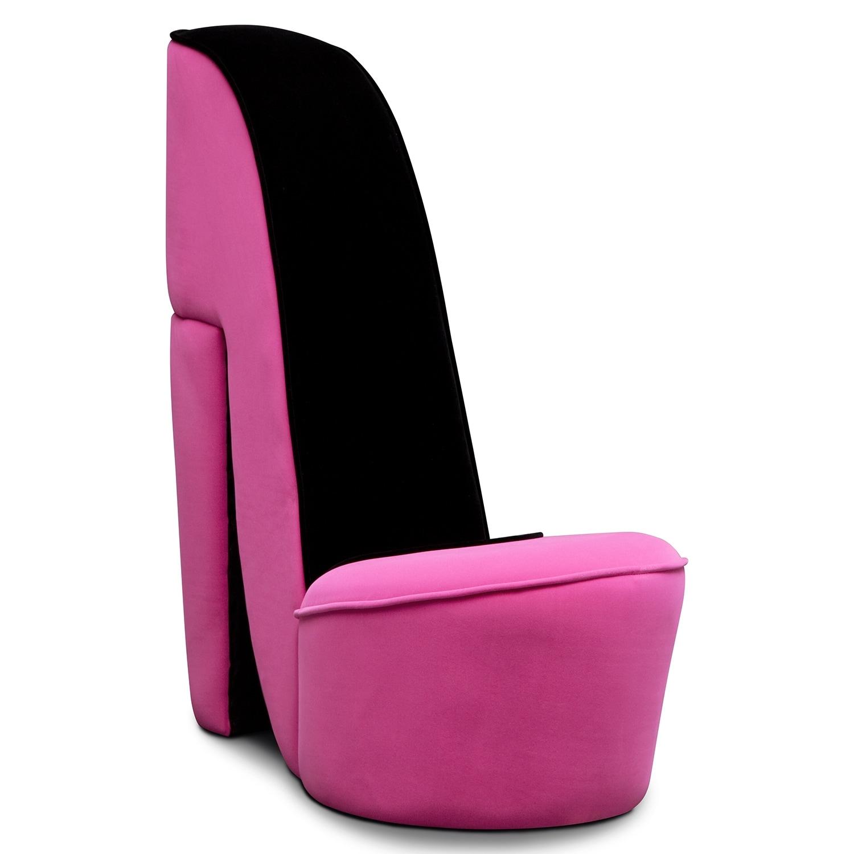 Jordan Shoe Accent Chair
