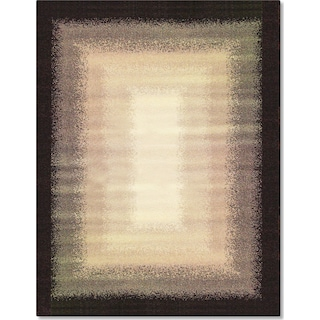 Casa Fade 8' x 10' Area Rug - Gray and Ivory