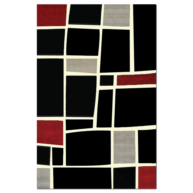 Rugs - Terra Squares Area Rug (8' x 10')