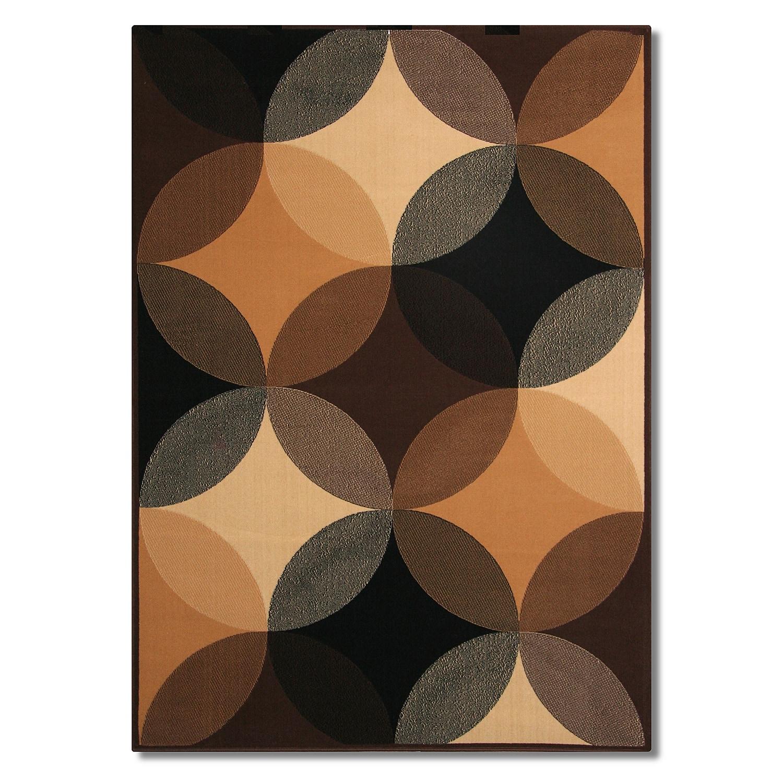 Rugs - Terra Spheres Area Rug (5' x 8')