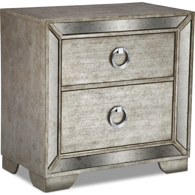 Bedroom Furniture - Angelina Nightstand
