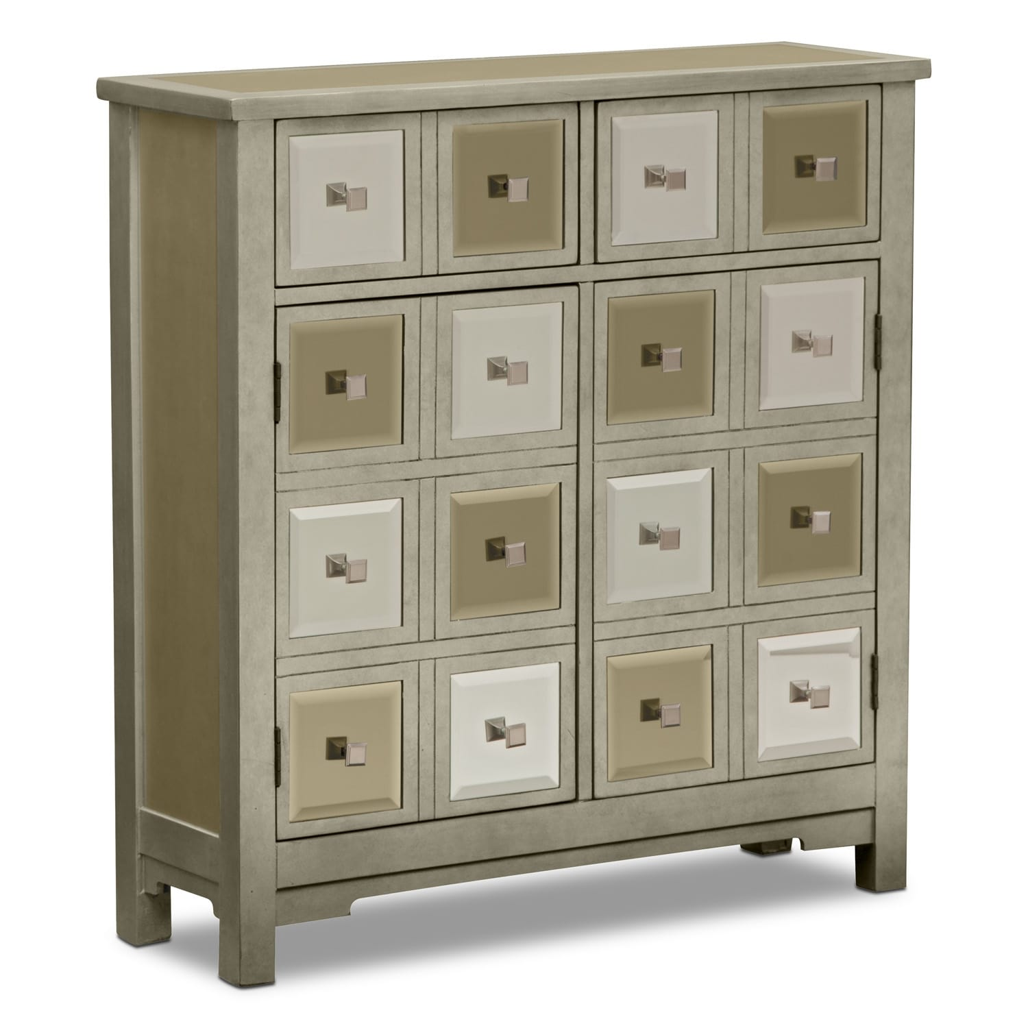Lorenzo Accent Cabinet