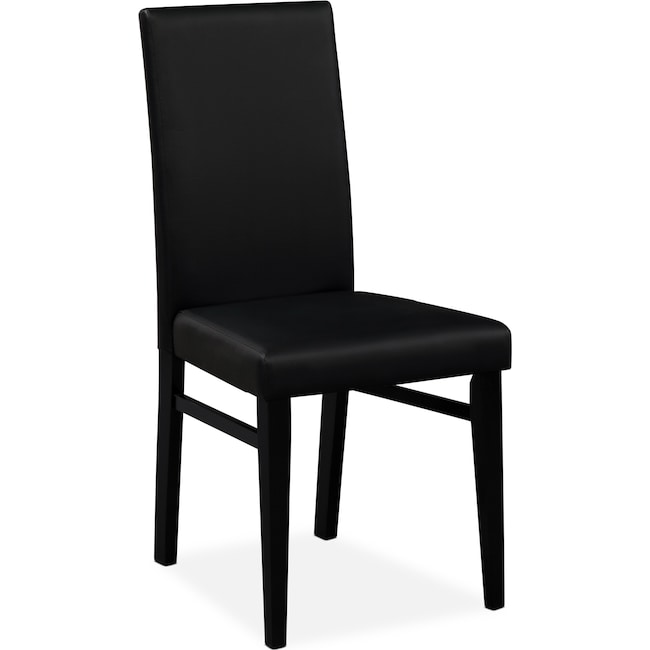 Dining Room Furniture - Shadow Chair - Black