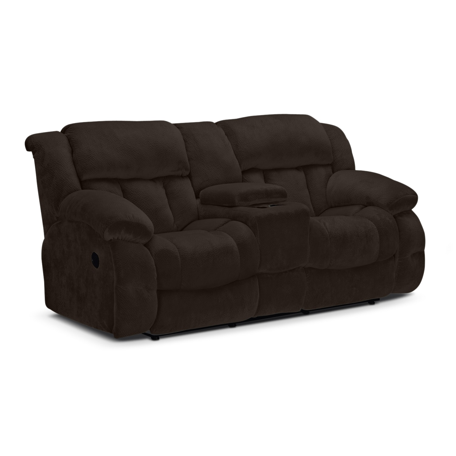 Park City III Dual Reclining Loveseat