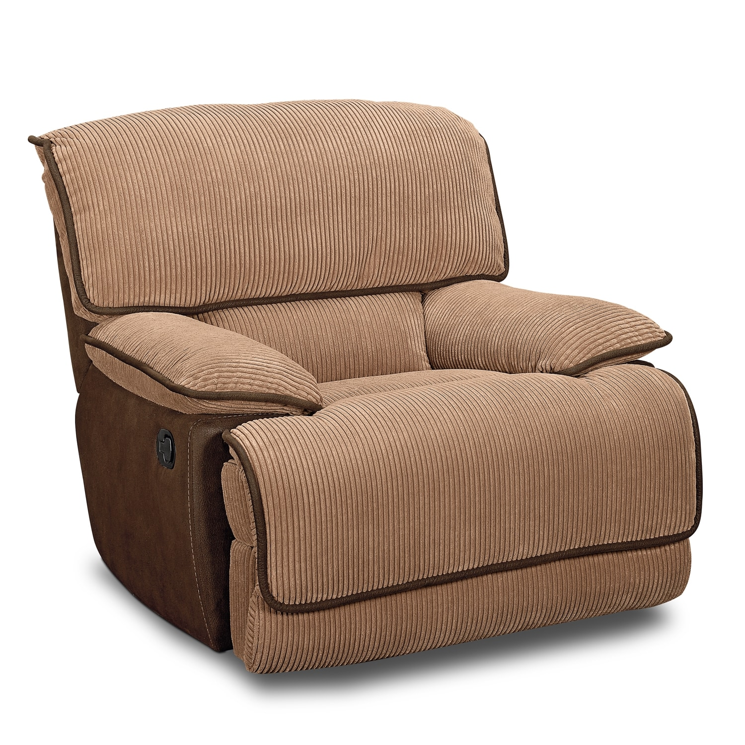 Click to change image.  sc 1 st  American Signature Furniture & Laguna Reclining Sofa Loveseat and Glider Recliner Set - Camel ... islam-shia.org