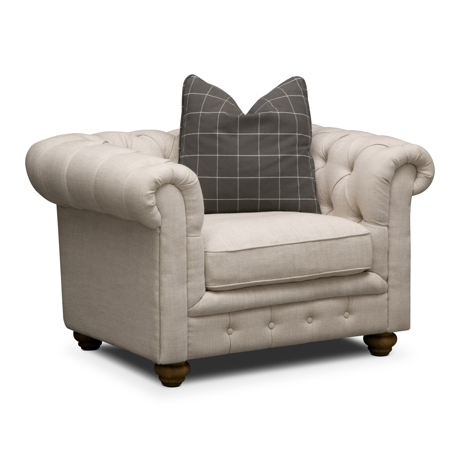 Living Room Furniture - Madeline Chair