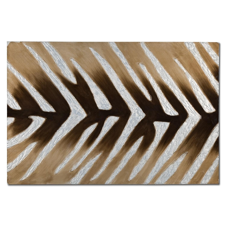 Home Accessories - Zebra Canvas Print
