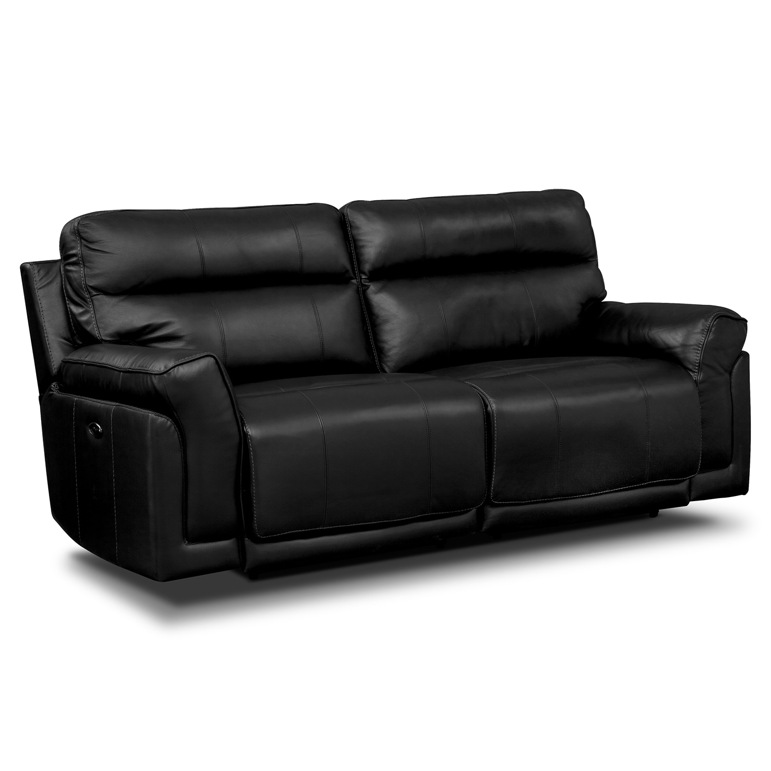 [Voyager 2 Pc. Power Reclining Sofa]