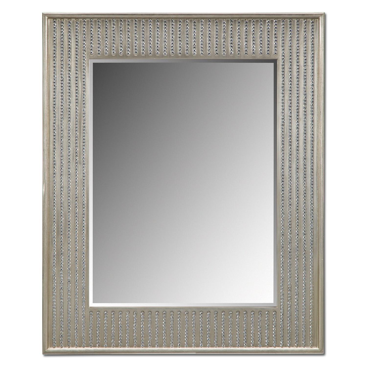 Home Accessories - Bling Glam Mirror