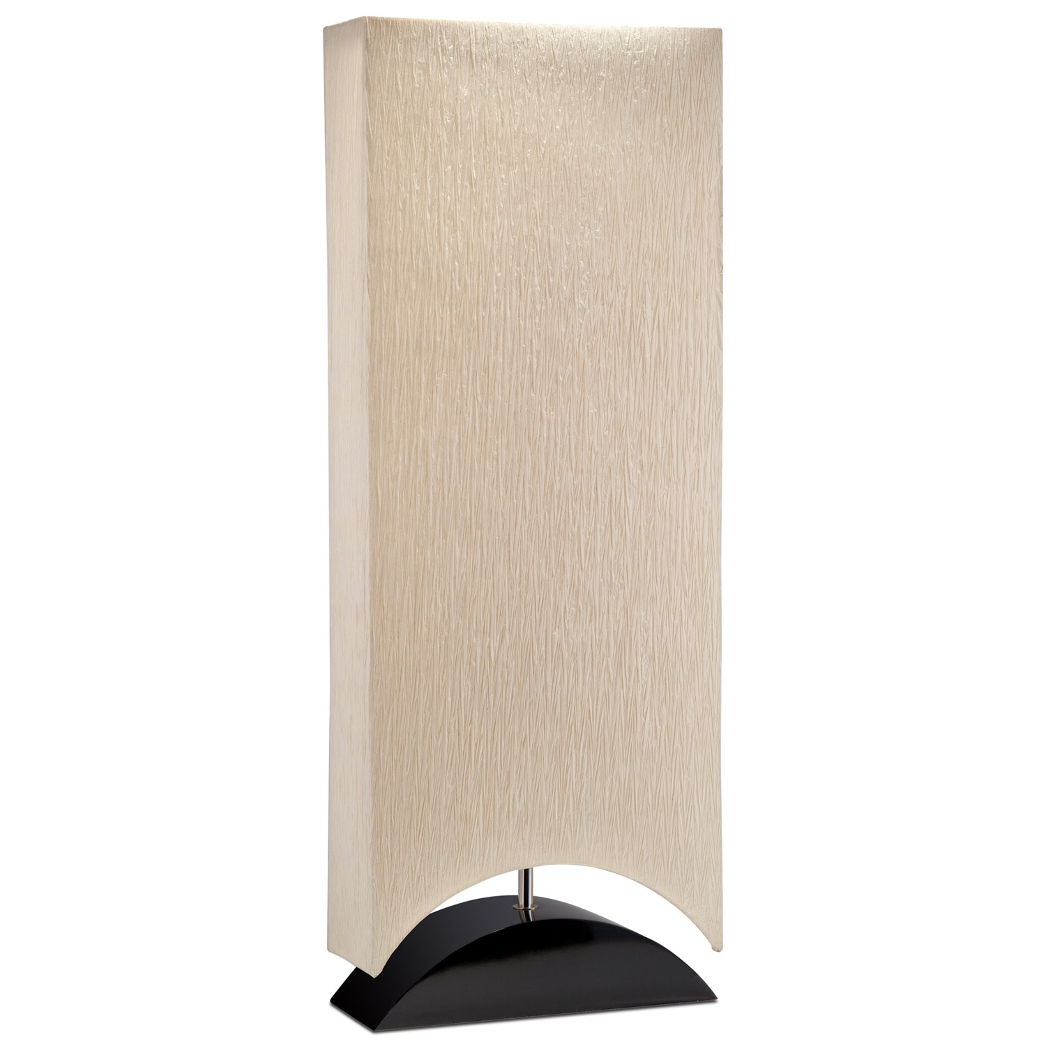 Home Accessories - Paper Shade Floor Lamp