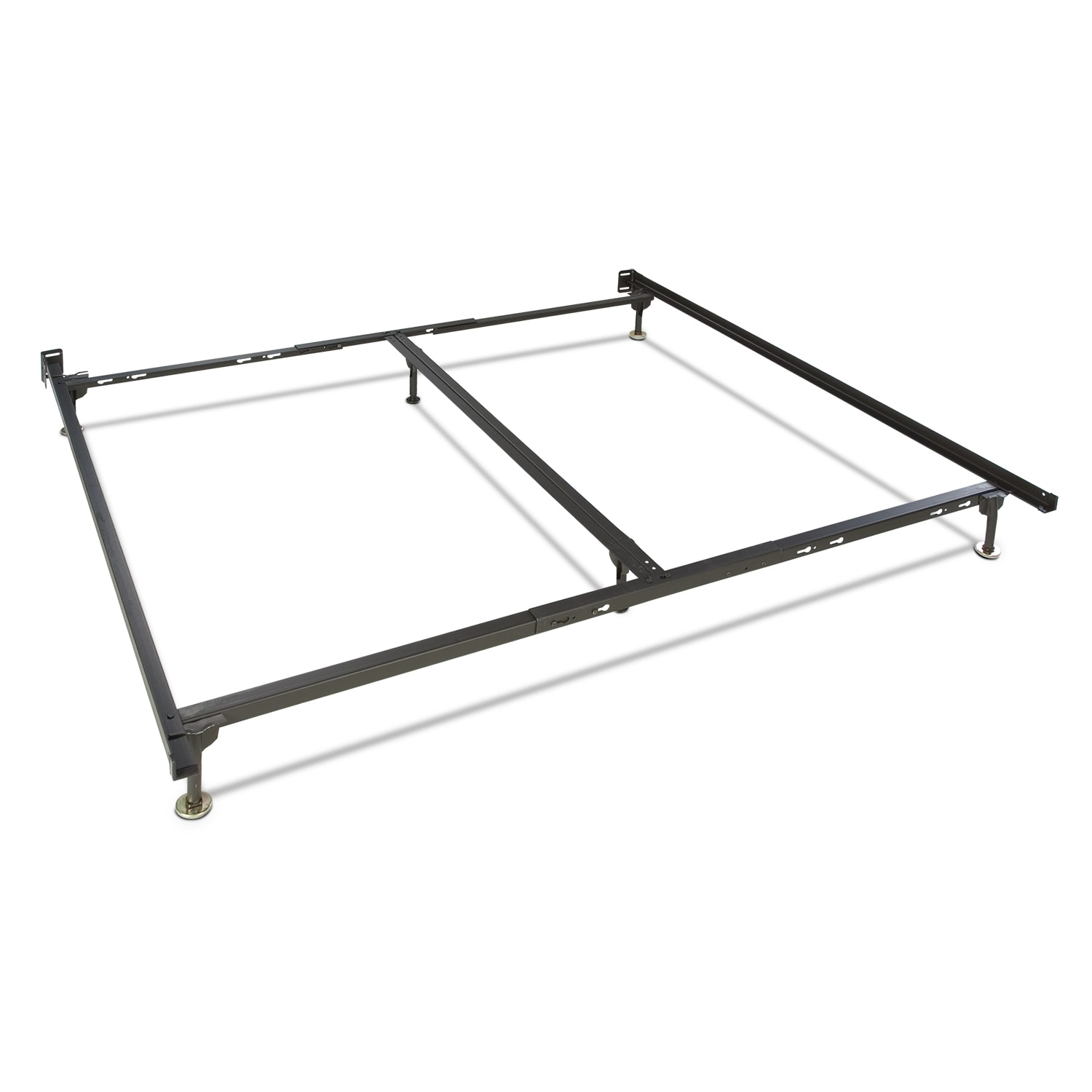 Mattresses and Bedding - 44G King Bed Frame