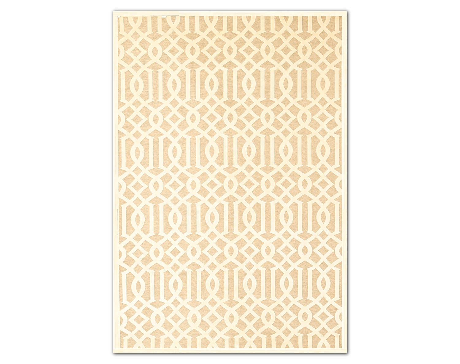 The Napa Baron Collection - Ivory and Beige