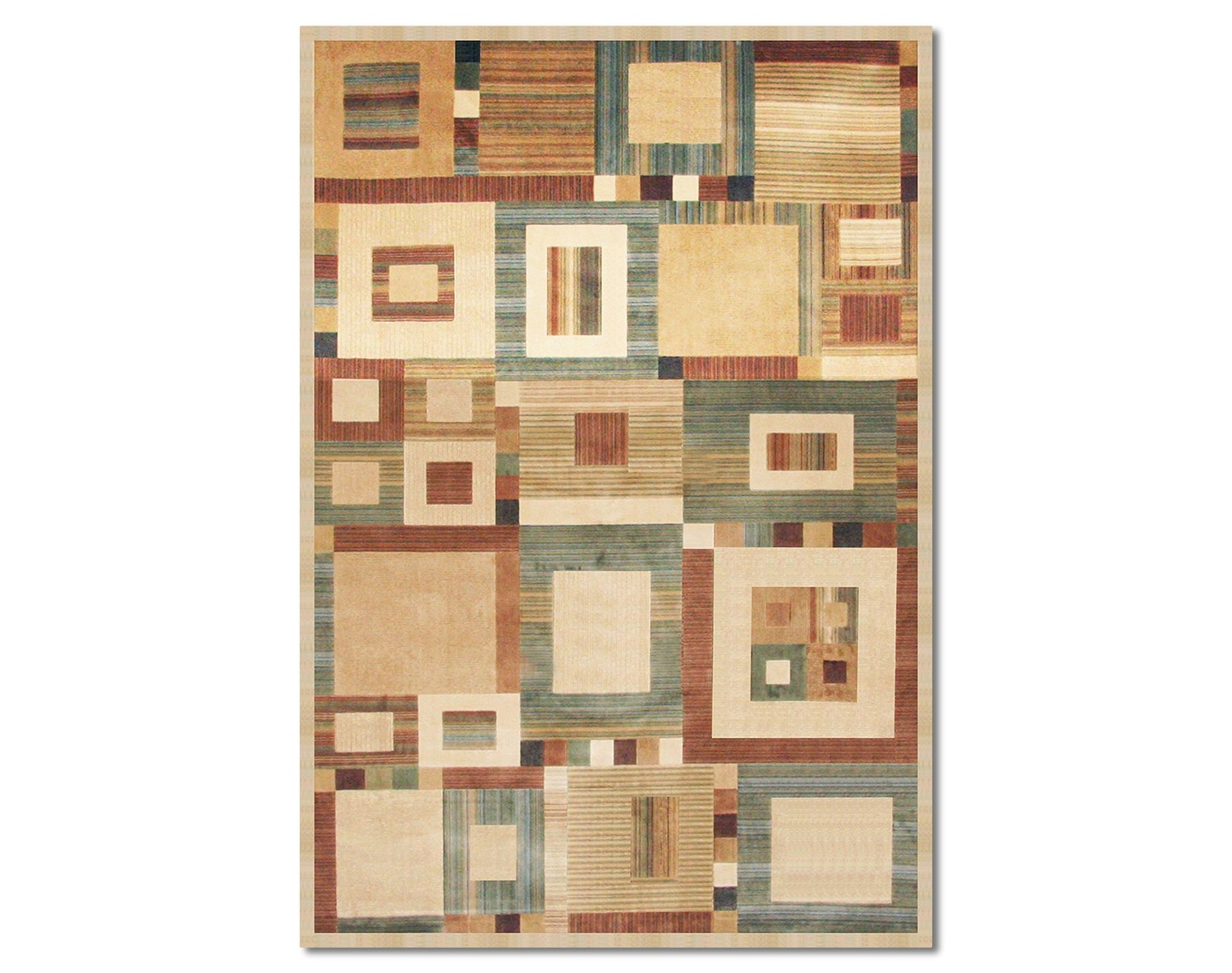 The Sonoma Ardyce Collection - Rust and Beige