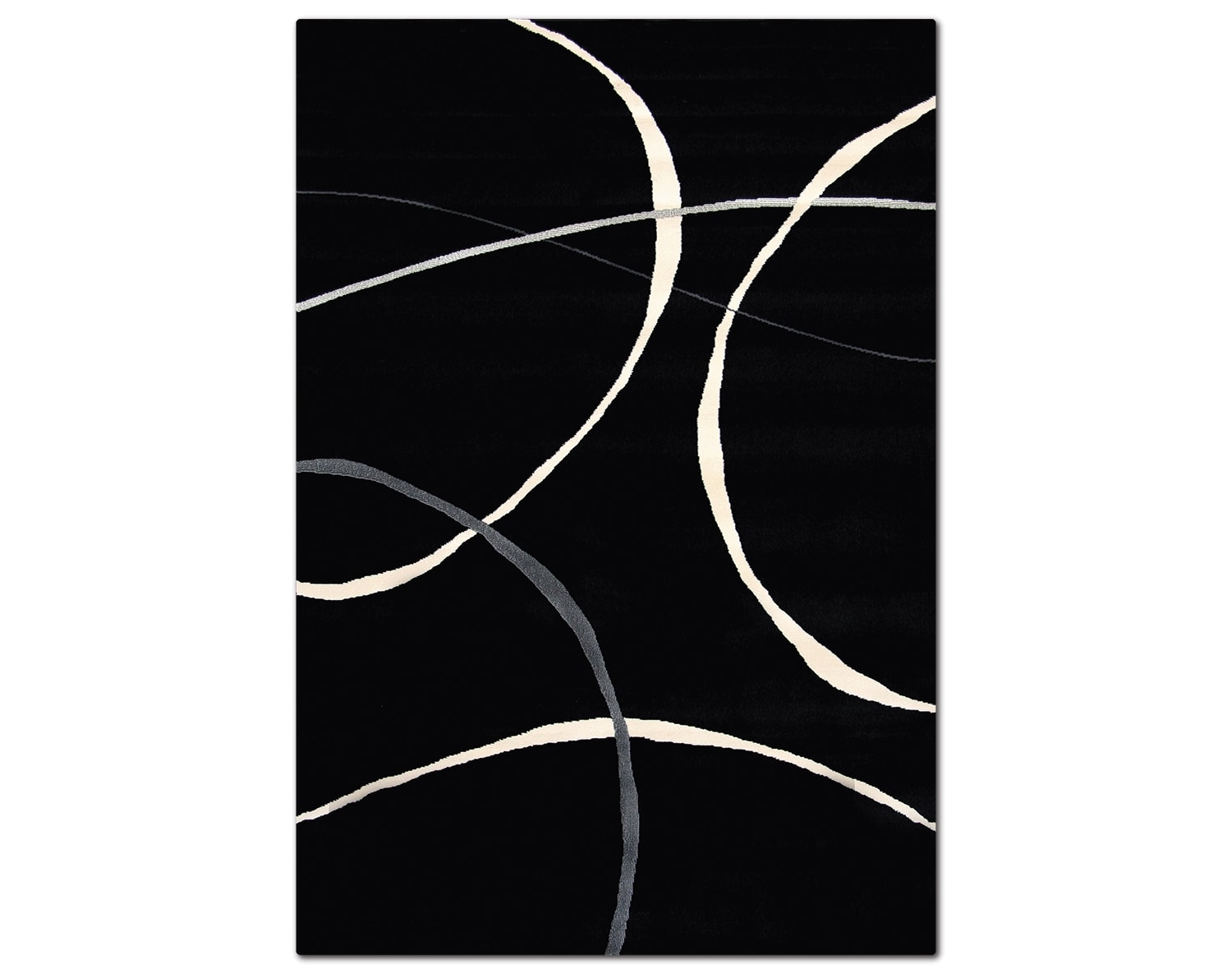 The Terra Abstract Collection - Black and White