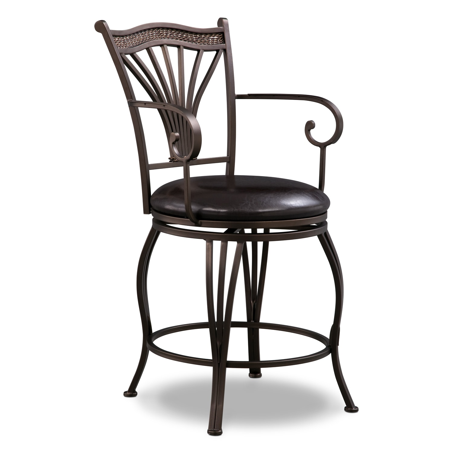 Dining Room Furniture - Morgan Counter-Height Stool