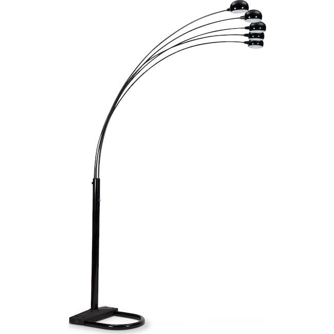Home Accessories - Arc Floor Lamp