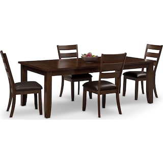 Abaco Table And 4 Chairs