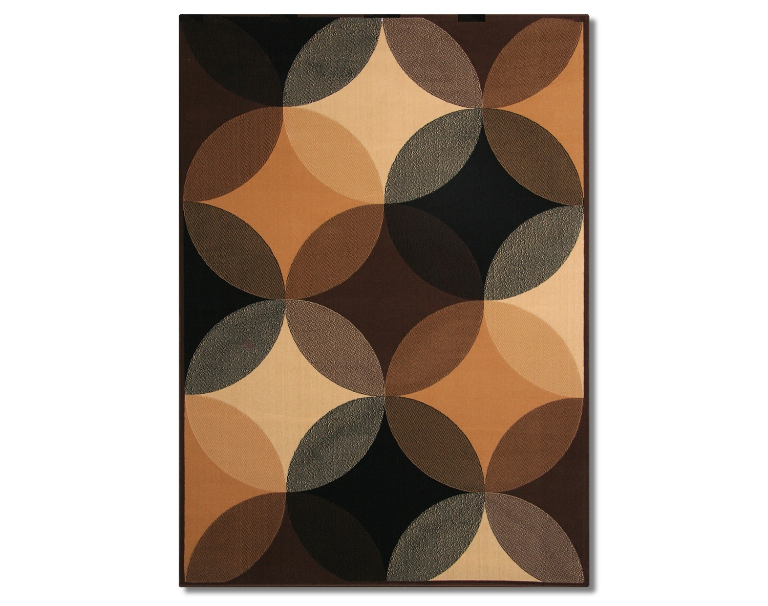 The Terra Spheres Collection - Black and Beige