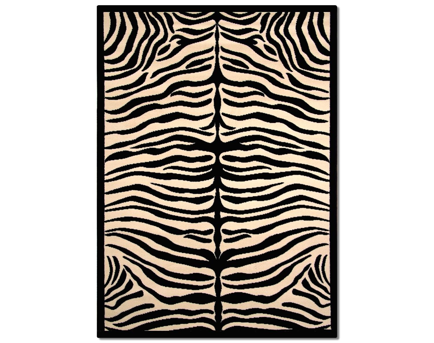 The Terra Zebra Collection - Black and White