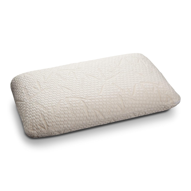 Gel Memory Foam Gel Traditional Pillow American Signature Furniture