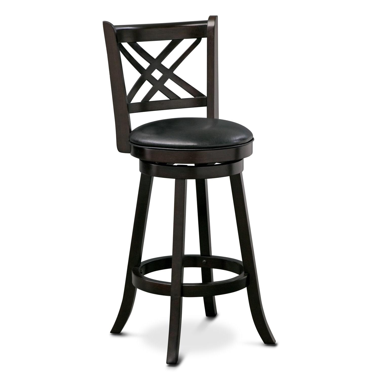 Dining Room Furniture - Merrimac Barstool - Merlot
