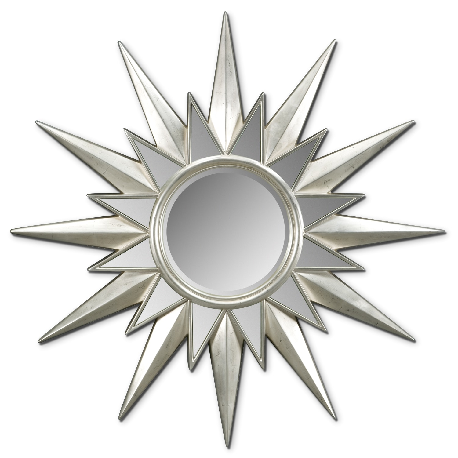 Home Accessories - Starburst Mirror