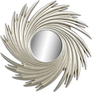 Gold Swirl Mirror