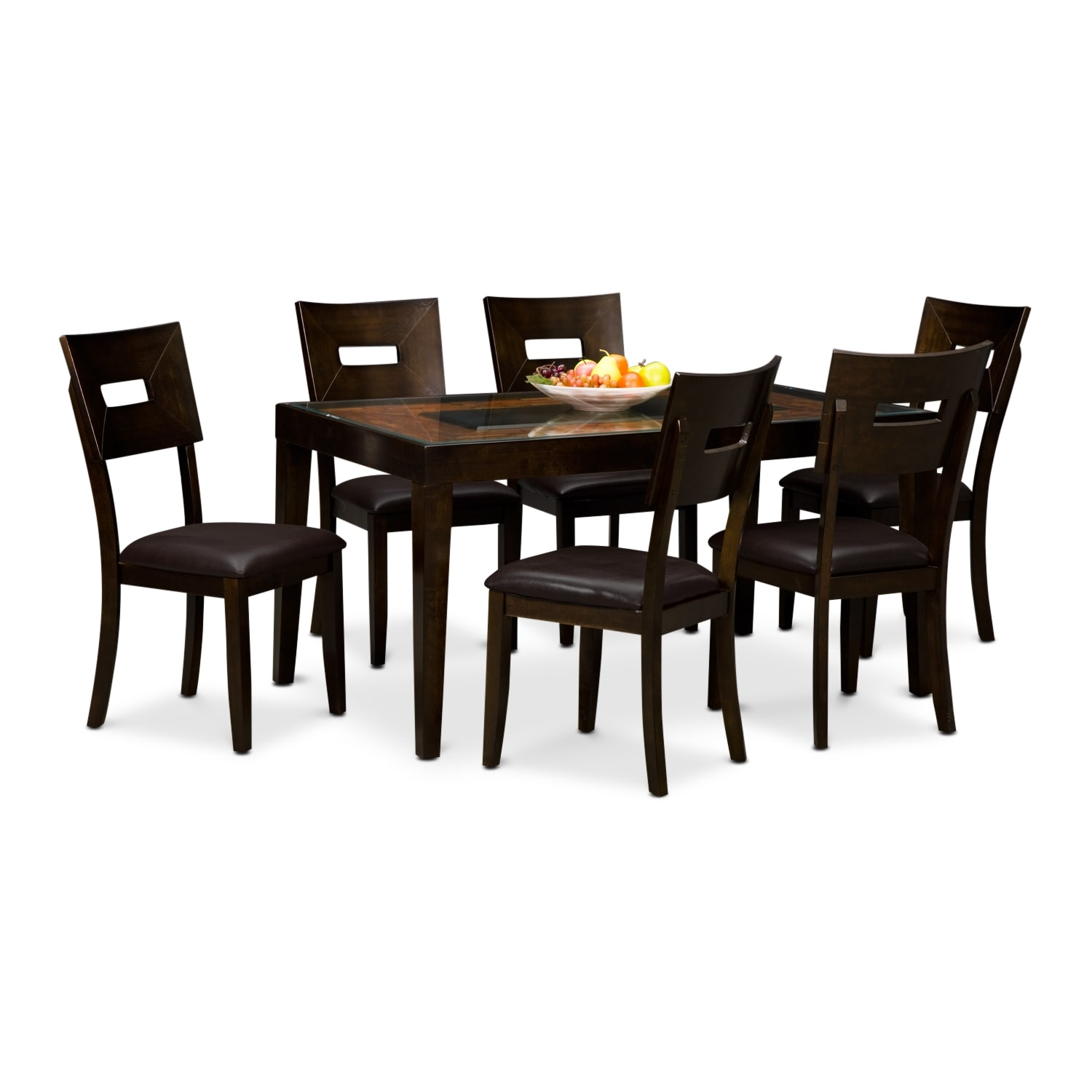 Cyprus 7 Pc. Dinette