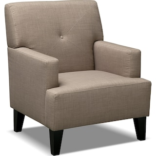 Avalon Accent Chair - Wheat