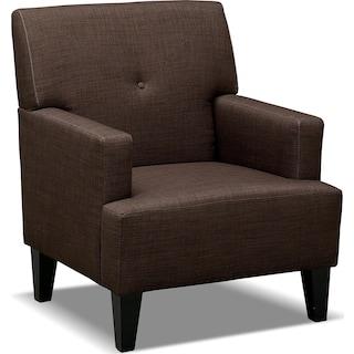 Avalon Accent Chair - Espresso