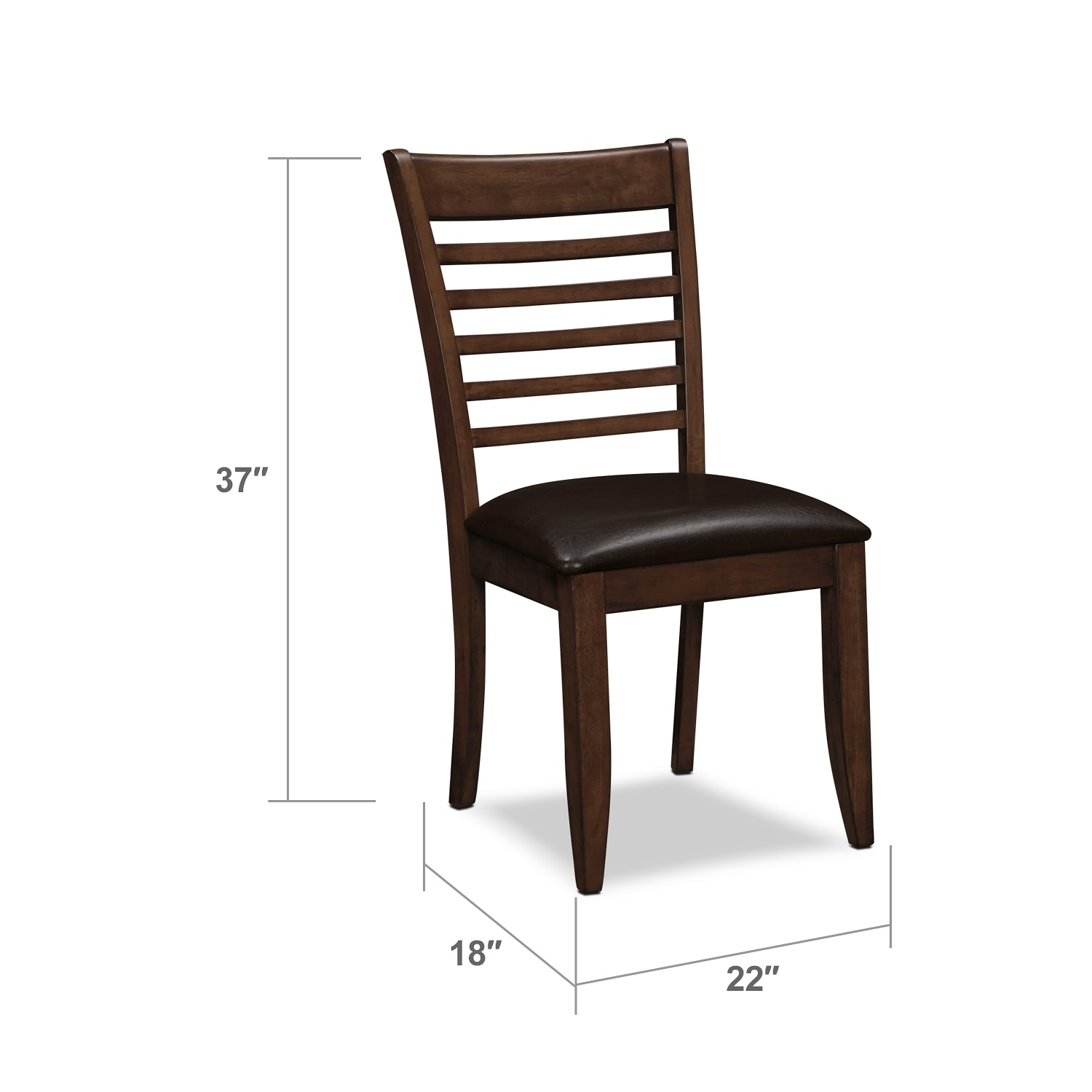 Dining Room Furniture - Deer Creek Chair