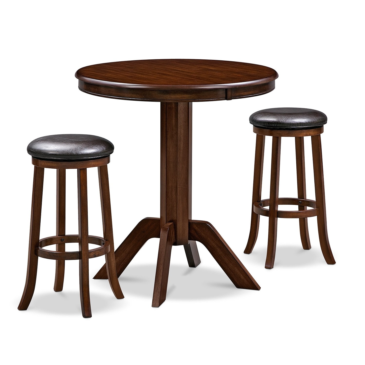 Concord Tinker 3 Pc. Bar-Height Dinette