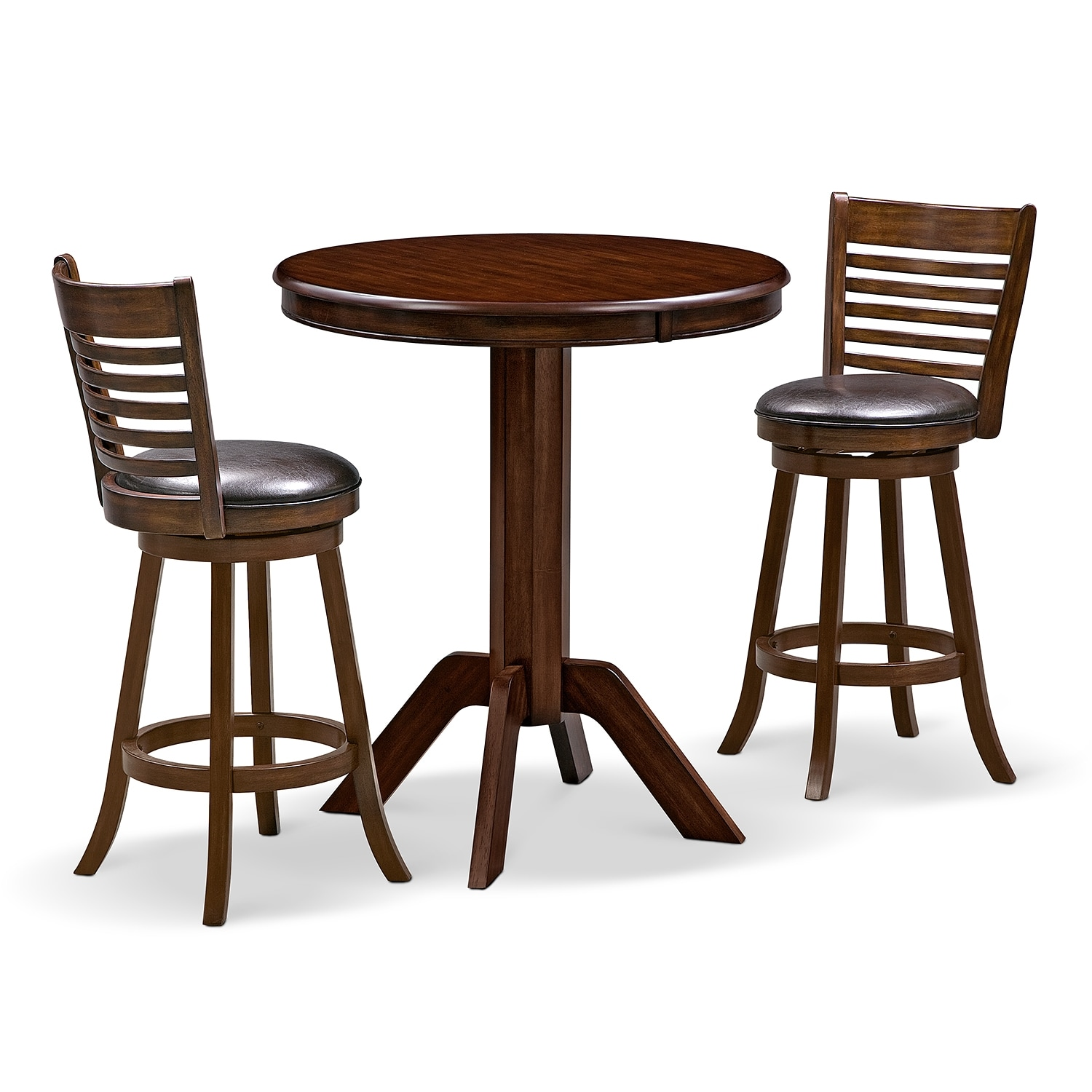 Concord Chance 3 Pc. Bar-Height Dinette