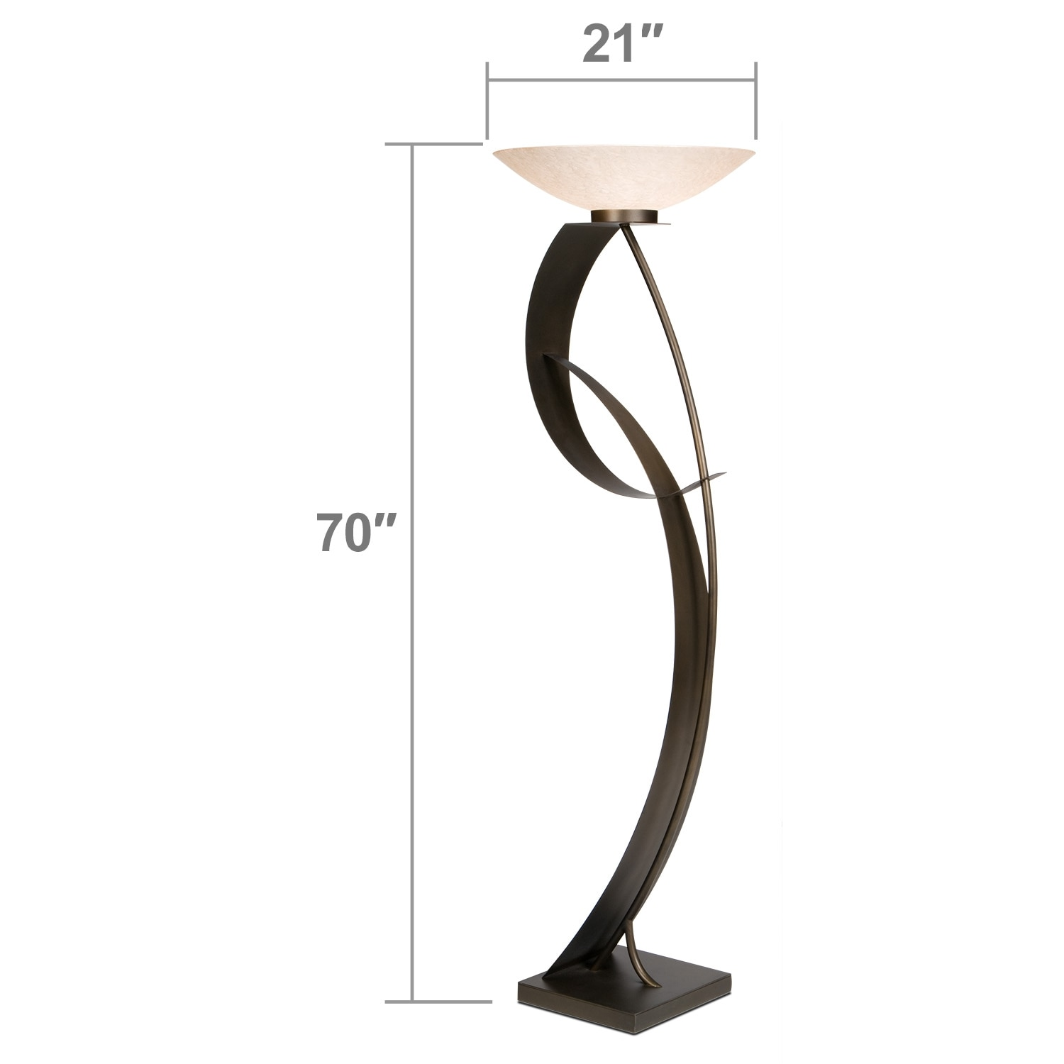 Home Accessories - Sonja Floor Lamp