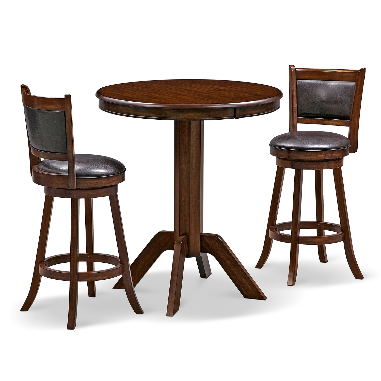 Concord Everly 3 Pc. Bar-Height Dinette