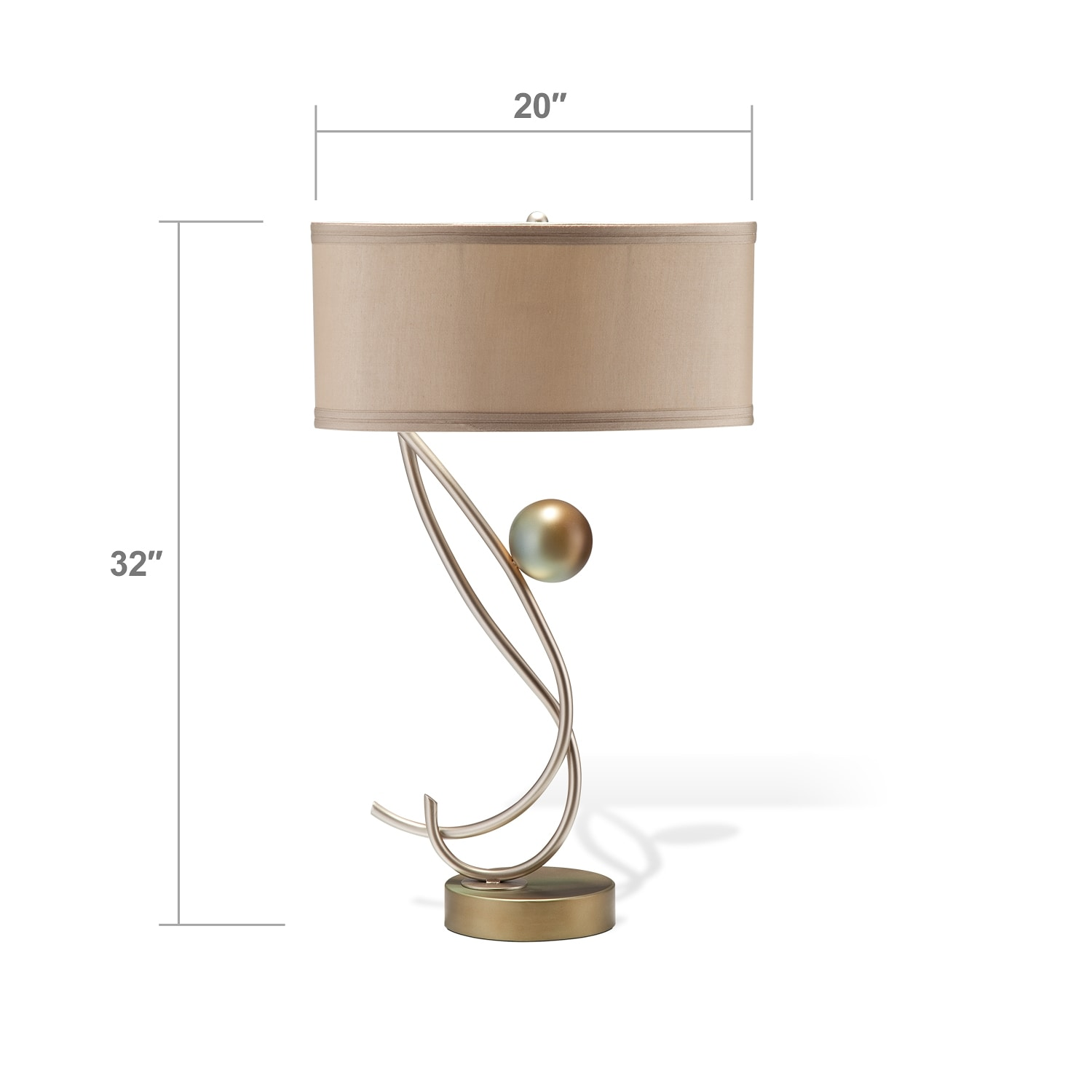 Home Accessories - Elixir Table Lamp
