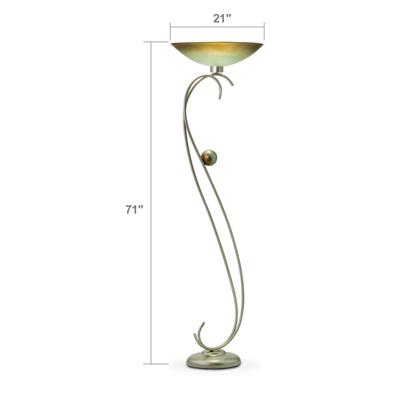 Home Accessories - Catalina Floor Lamp