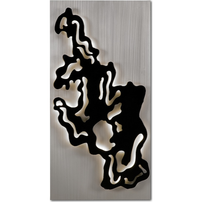 Home Accessories - Black Hole Wall Décor