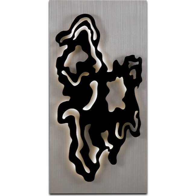 Home Accessories - Black Hole II Wall Décor