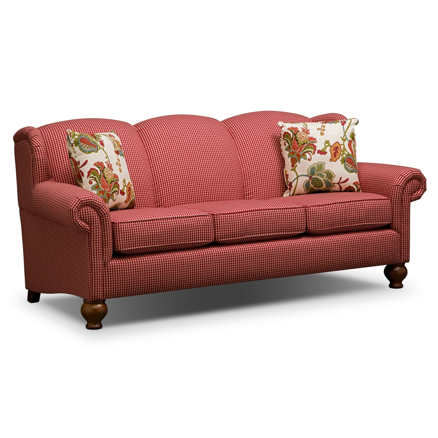Living Room Furniture - Charlotte Sofa