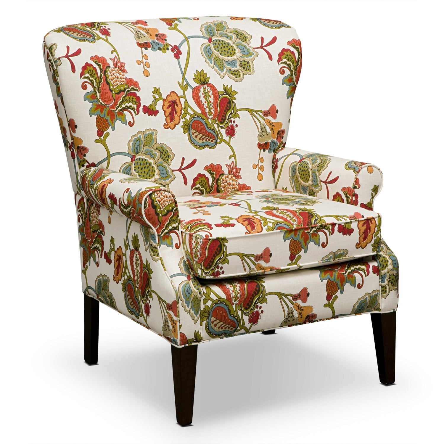 Living Room Furniture - Charlotte Accent Chair