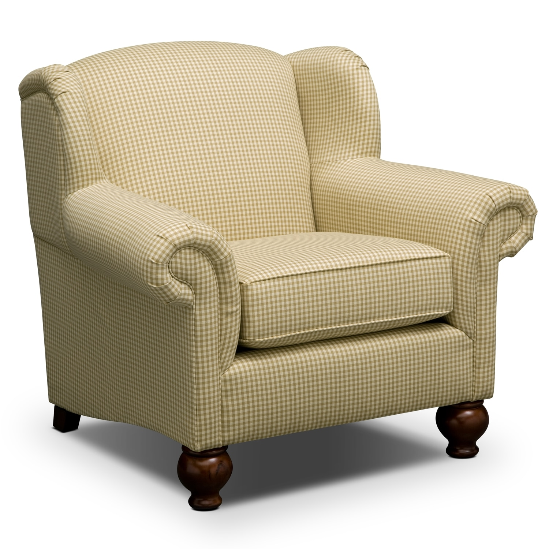 Living Room Furniture - Charlotte II Chair