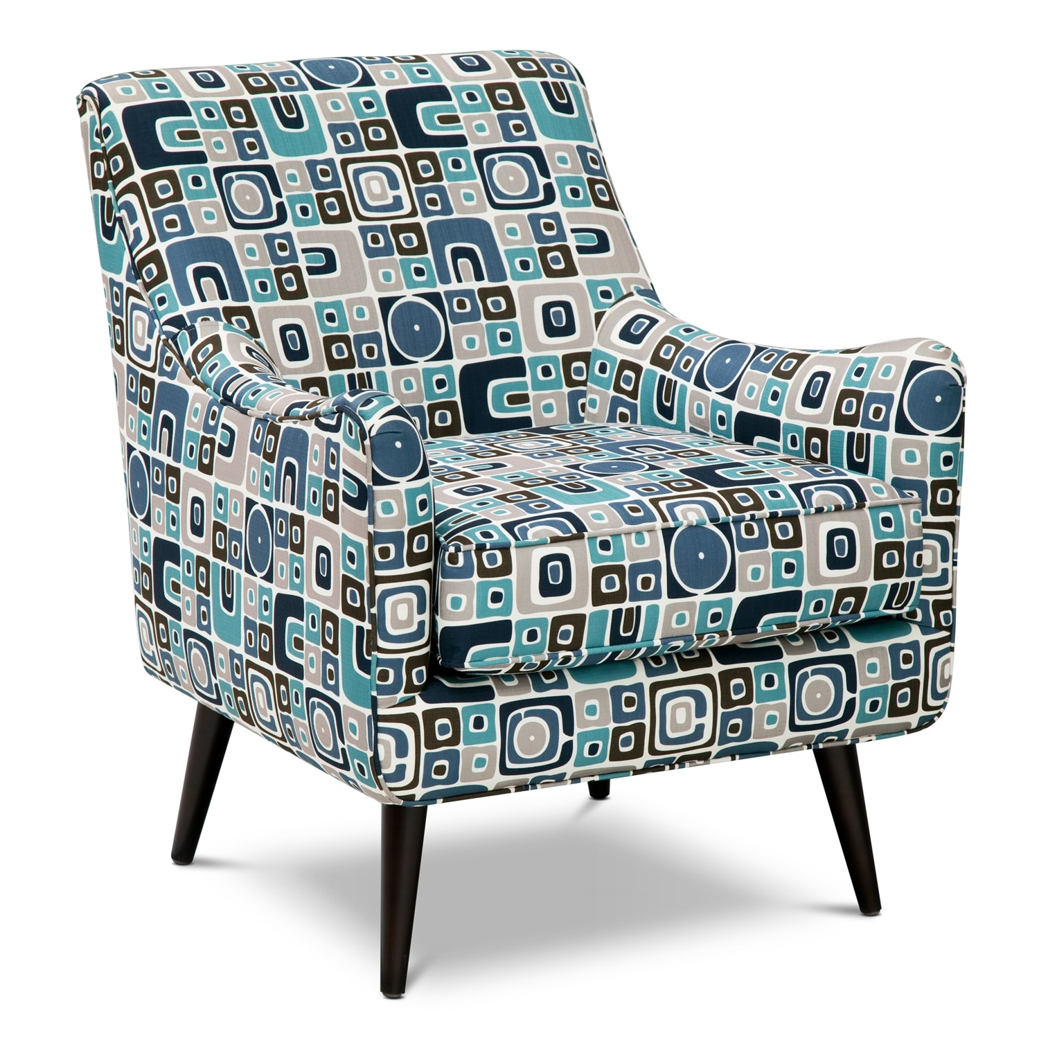 Living Room Furniture - Kismet Accent Chair
