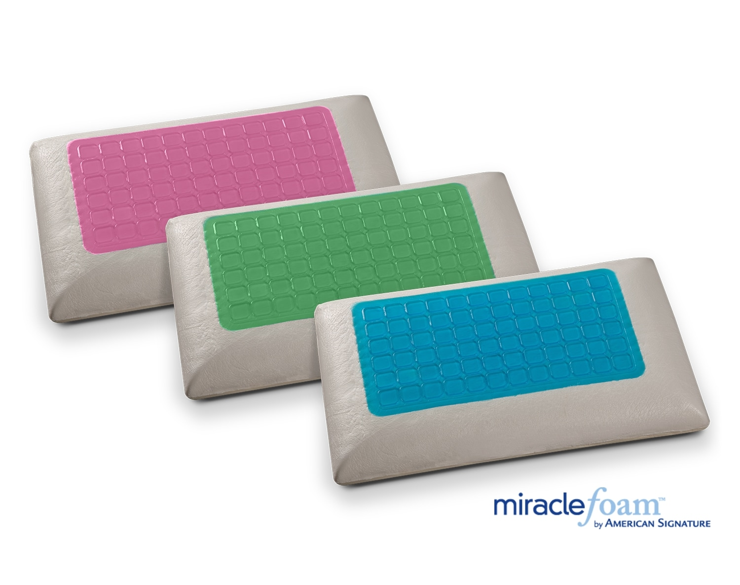 The Gel Memory Foam Collection