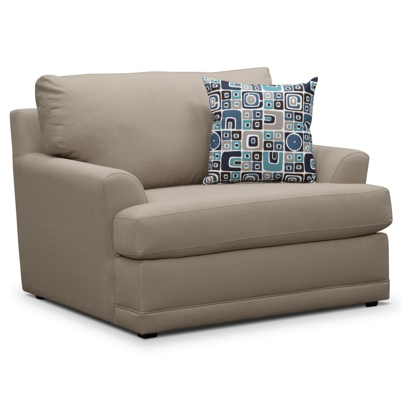 Kismet II Chair and a Half