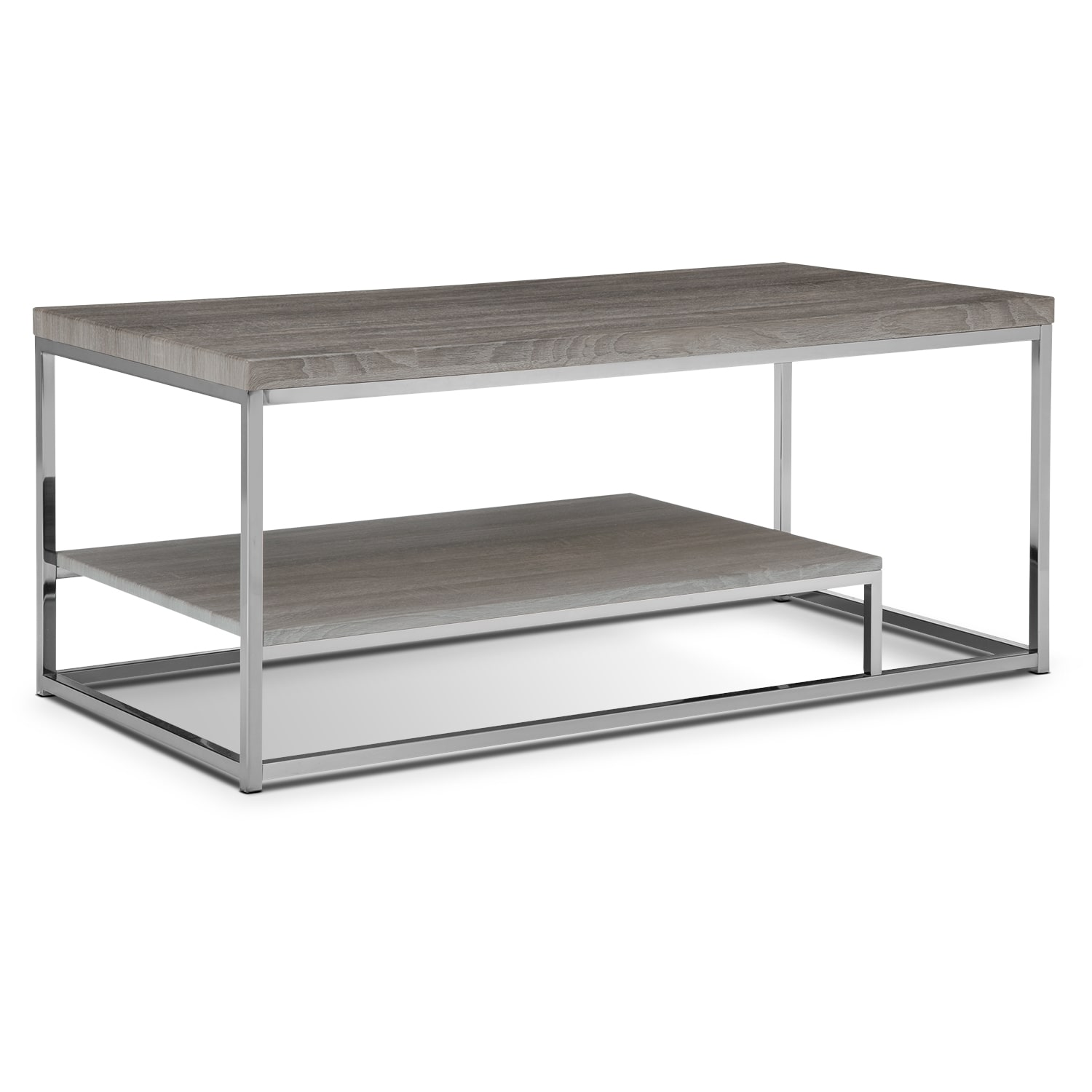 Accent and Occasional Furniture - Cirrus Cocktail Table