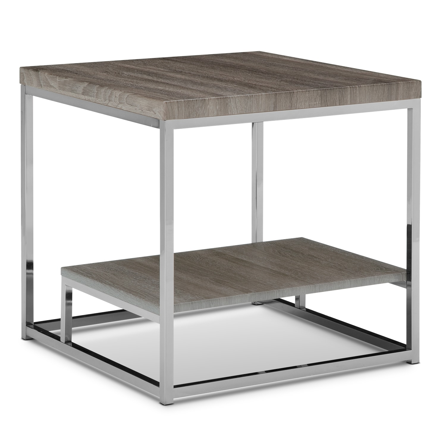 Accent and Occasional Furniture - Cirrus End Table